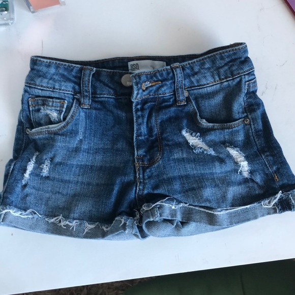 ea7769be Tilly's Bottoms | Low Rise Jean Shorts | Poshmark